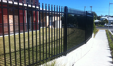 Security and Boundary Fencing