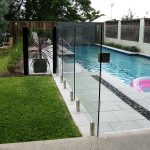 Frameless Glass Pool Fencing Brisbane